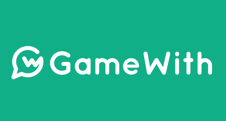 GameWith(ゲームウィズ)ロゴ