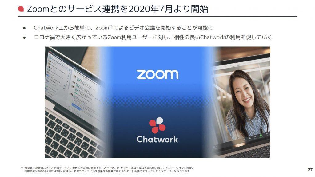 Chatwork:事業トピック